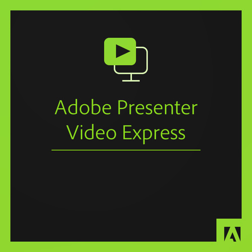 Presenter Video Express Student and Teacher Edition (2017 Release - Macintosh Download)