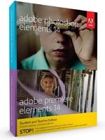 Photoshop Elements & Premiere Elements 14 Student and Teacher Edition (Windows Download - 32 Bit)