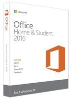 Office Home & Student 2016 (Product Key Card Only)