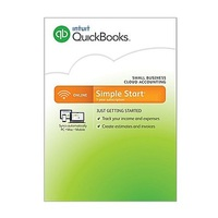 Quickbooks Online Simple Start 2016 (1 Year Subscription)