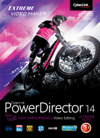PowerDirector 14 Ultimate Suite (Student & Teacher Edition) (Electronic Software Delivery)