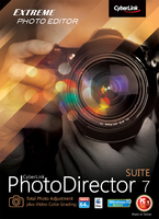 PhotoDirector 7 Suite (Student & Teacher Edition) (Electronic Software Delivery)