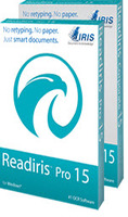Readiris Pro 15 (Electronic Software Delivery)