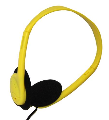 Avid Education AE-711 Headphone (Yellow)