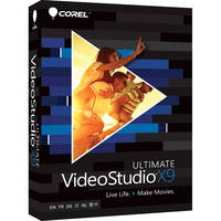 VideoStudio Ultimate X9