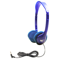 Kids Personal Mono/Stereo Headphone (Blue)