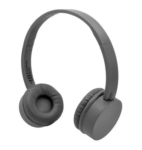 Gray KidzPhonze Headset with In-Line Microphone (Gray)