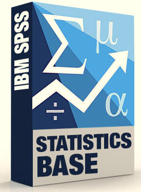 IBM SPSS Statistics Base Grad Pack 24.0 Academic (Windows Download - 12 Month License)