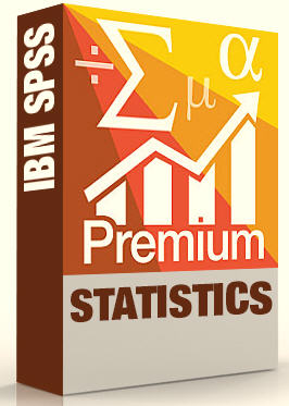 IBM SPSS Statistics Premium Faculty Pack 25.0 Academic (Windows Download - 12 Month License)