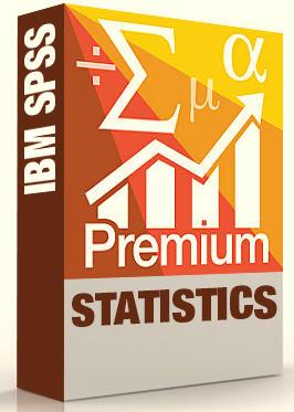 IBM SPSS Statistics Premium Grad Pack 25.0 Academic (Mac Download - 12 Month License)