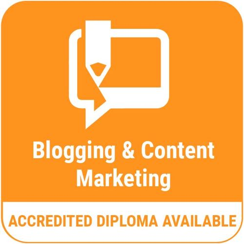 Diploma in Blogging & Content Marketing Online Course