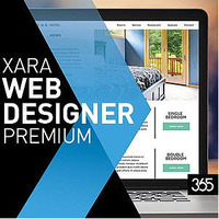 Xara Web Designer 365 Premium  (Electronic Software Delivery)