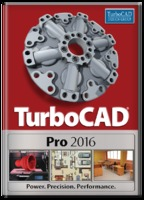 TurboCAD Pro 2016 (Electronic Software Delivery)