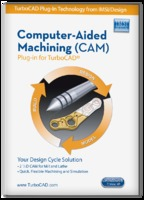 CAM Plug-in for TurboCAD v2016  (Electronic Software Delivery)
