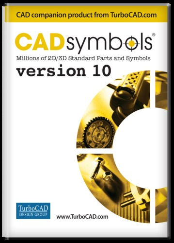 CADsymbols v10 (Electronic Software Delivery)