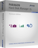 Hard Disk Manager 15 -  Advanced Workstation Backup (Electronic Software Delivery)