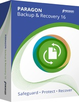 Backup & Recovery 16 Home (32 Bit) (Electronic Software Delivery)