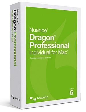Dragon for Mac 6 (Academic)