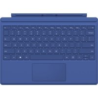 Microsoft Type Cover Keyboard/Cover Case for Tablet - Blue