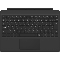 Microsoft Keyboard/Cover Case for Tablet - Black