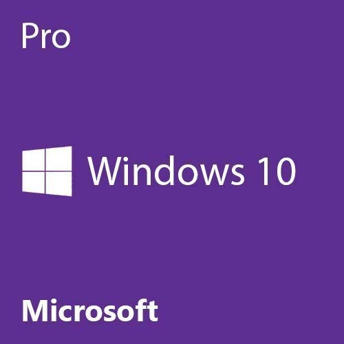 Microsoft Windows 10 Pro (Electronic Software Download)