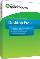 Intuit QuickBooks Pro w/ QB Enhanced Payroll 2017
