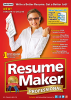 ResumeMaker Professional Deluxe 19 (Electronic Software Delivery)