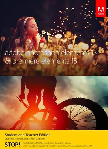 Photoshop Elements & Premiere Elements 15 Student and Teacher Edition