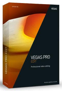 VEGAS Pro 14 Edit Upgrade (Electronic Software Download)