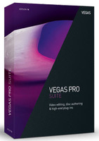 Vegas Pro 14 Suite (Electronic Software Download)