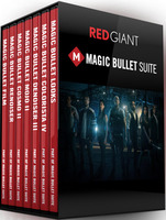 Red Giant Magic Bullet Suite 13 Mac/Win (Electronic Software Delivery)