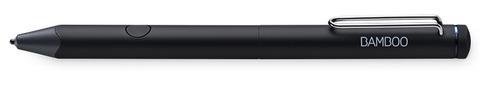Bamboo Fineline 3 Stylus (Black)