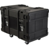 28IN 10U ROTO SHOCK RACK BLACK