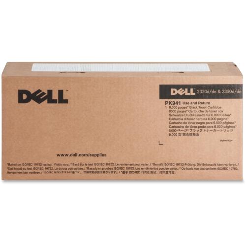 Dell Blk Toner Cartrdg 6000pg