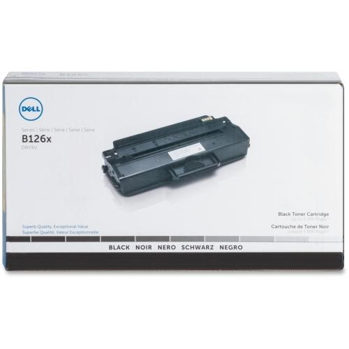 Dell Blk Toner Cartrdg 2500pg