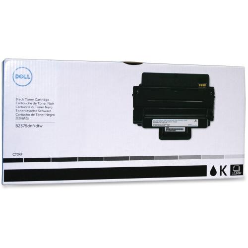 Dell Blk Toner Crtrdg 10000pg