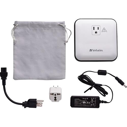 Portable Power Outlet 12000mAh