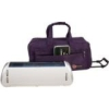 E Tote Rolling Trolley Purple
