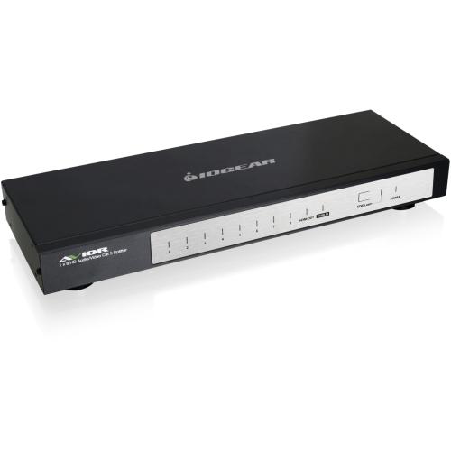 GHSP8214E 4PORT HDMI CAT5E/6