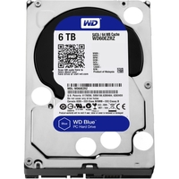 6TB  BLUE SATA 5400 RPM 64MB