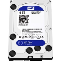 4TB  BLUE SATA 5400 RPM 64MB