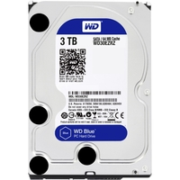 3TB  BLUE SATA 5400 RPM 64MB