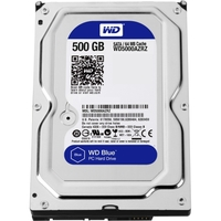 500GB BLUE SATA 5400 RPM 64MB