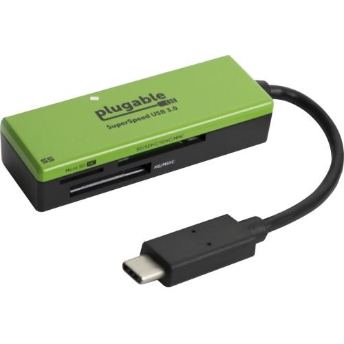PLUGABLE USB C MULTI CARD READ