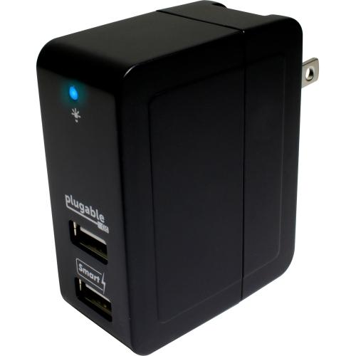 PLUGABLE 2 USB SMART CHARGER