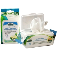 BAMBOO TOOTH N GUM WIPES