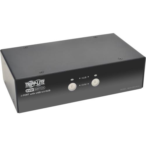 2 Port DP KVM Switch w Audio