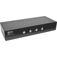 4 Port DP KVM Switch w Audio