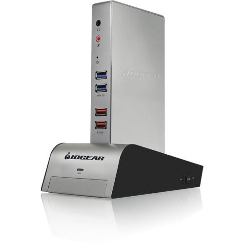 Alum USB 3.0 Docking Station