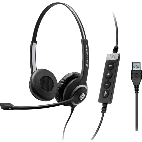 TWO-SIDED PRO COMM HEADSET W/